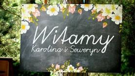 Ślub Kazanowej i Seweryna