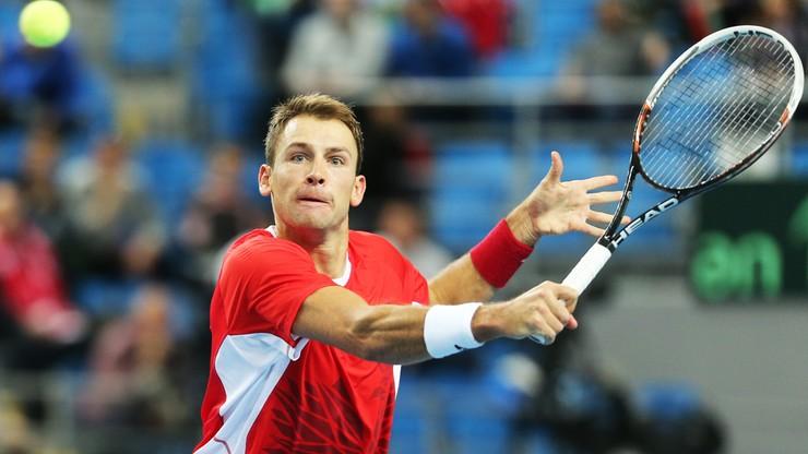US Open: Kubot powalczy o półfinał debla