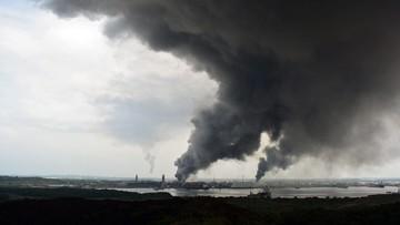 25-04-2016 06:21 Meksyk: wybuch w kombinacie petrochemicznym. Wzrósł bilans ofiar