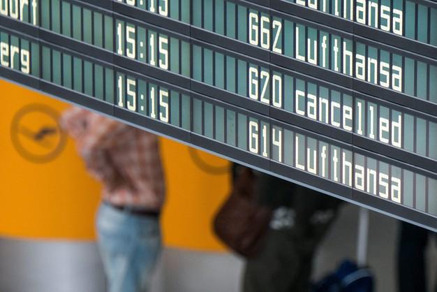 Trwa strajk pilotów Lufthansy. Odwołane loty do Polski