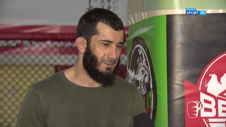 Khalidov: Borys jest młody i gniewny. Szuka wyzwań