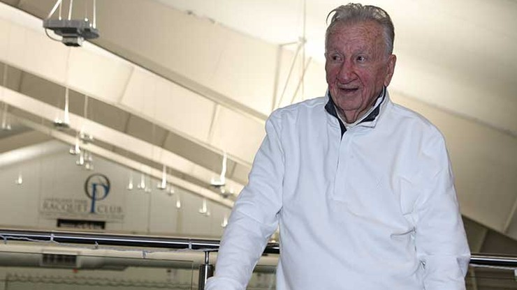 Rio: O kwalifikację olimpijską powalczy... 93-letni tenisista stołowy