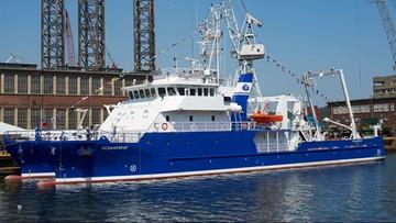 24-06-2016 17:58 Najnowocześniejszy statek naukowo-badawczy na Bałtyku - ma go Uniwersytet Gdański