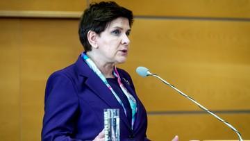 Beata Szydło: baby boom zaczyna być w Polsce faktem