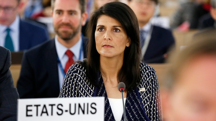 Ambasador USA przy ONZ: rozważymy swoje członkostwo w Radzie Praw Człowieka