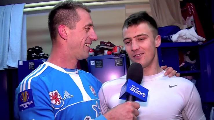 Pustelnik reporterem Polsat Sport! Zobacz szalone wywiady