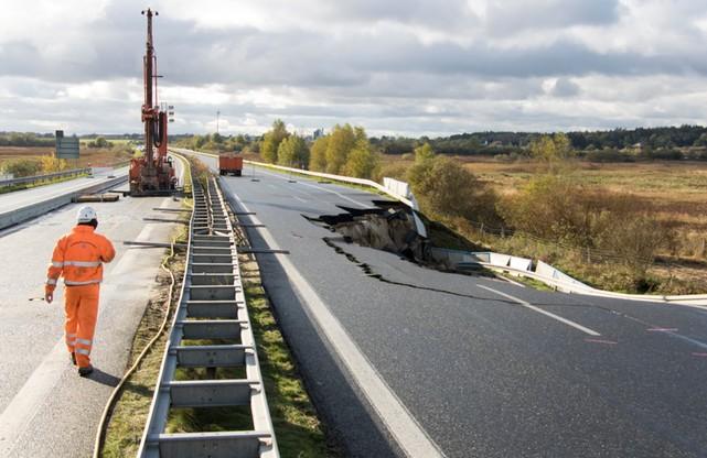 Niemiecka autostrada w stronę Szczecina zamknięta