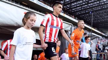 2015-09-23 Młody reprezentant Polski przedłużył kontrakt z Cracovią