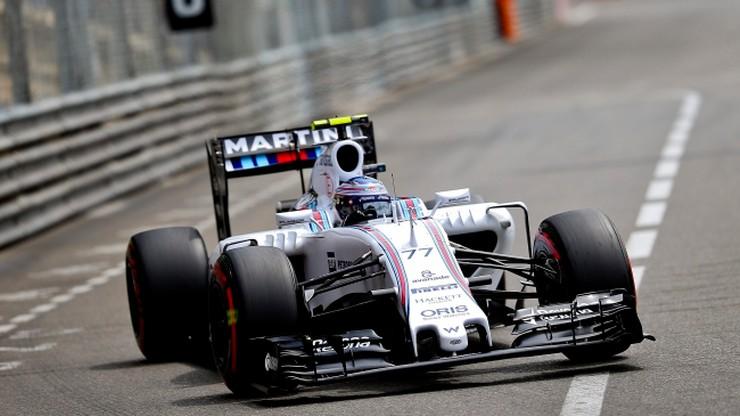 Bolid Williamsa bez szans w Monte Carlo