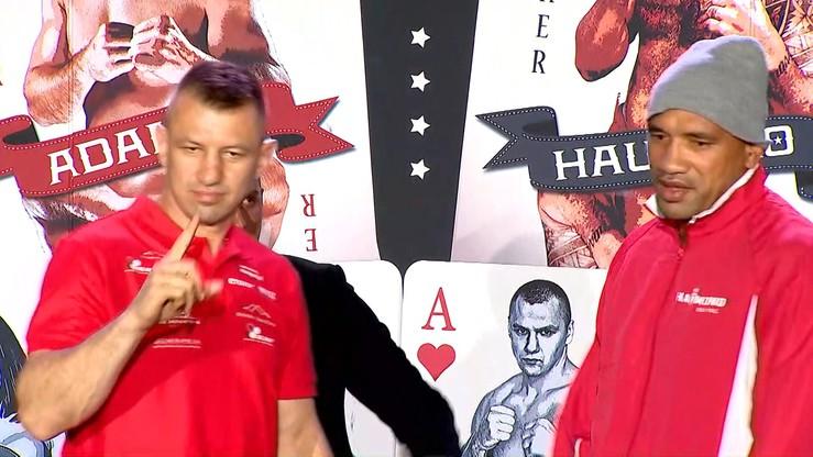 PBN 7: Ósme uderzenie - Tomasz Adamek vs Solomon Haumono
