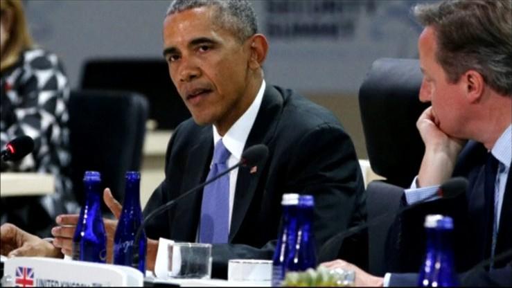 Obama: Unia Europejska wzmacnia głos Wielkiej Brytanii