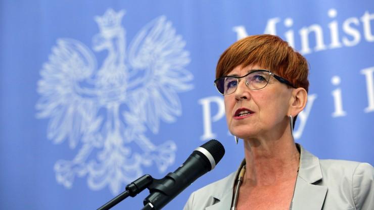 Rafalska: Polska wśród krajów o najniższym bezrobociu w Europie; prognozujemy dalszy spadek