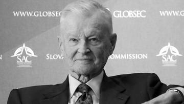 """""""Wielki intelektualista, dumny Polak"""", """"Ambasador najwyższej klasy"""". Świat żegna Zbigniewa Brzezińskiego"""