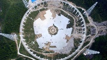 17-02-2016 21:50 Chiny budują radioteleskop w poszukiwaniu kosmitów. Przesiedlą 9 tys. osób