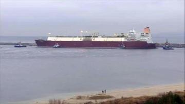 19-12-2015 21:16 Ekspresowy rozładunek w gazoporcie. Metanowiec wraca do Kataru wcześniej niż przewidywano