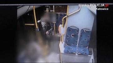 Ze złości rozbił butelką szybę w autobusie. Po nagłośnieniu sprawy sam zgłosił się na policję