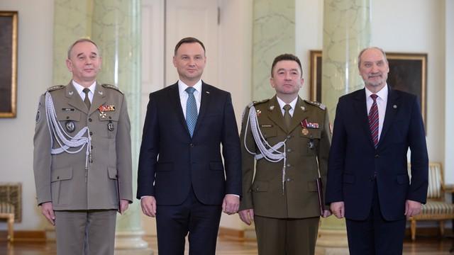 Prezydent mianował nowego Szefa Sztabu Generalnego