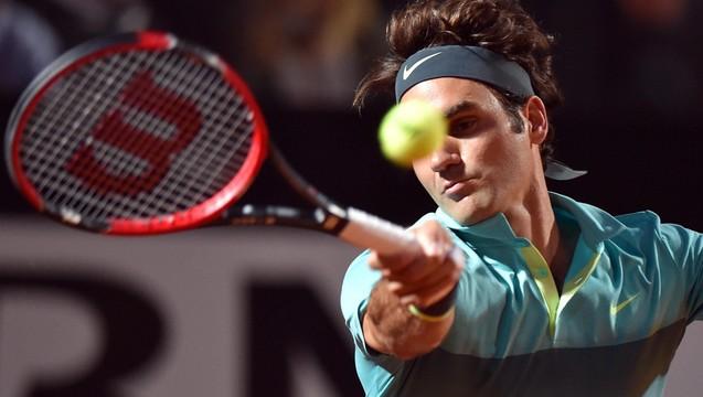 Turniej ATP w Rzymie: Djokovic i Federer w finale