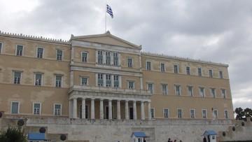 06-12-2015 05:30 Grecy uchwalili budżet na przyszły rok. Rząd Ciprasa zwiększa deficyt