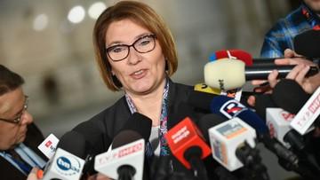Mazurek: PO powinna odpowiadać za pozew przeciwko Polsce ws. uchodźców