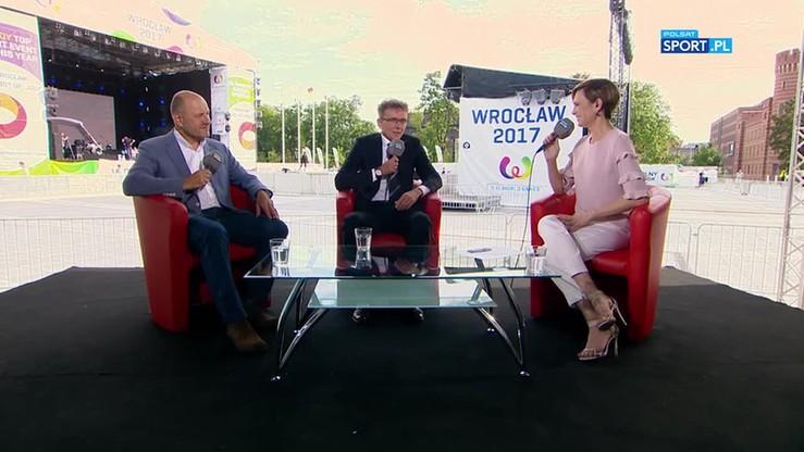 The World Games, czyli wielka szansa dla Wrocławia