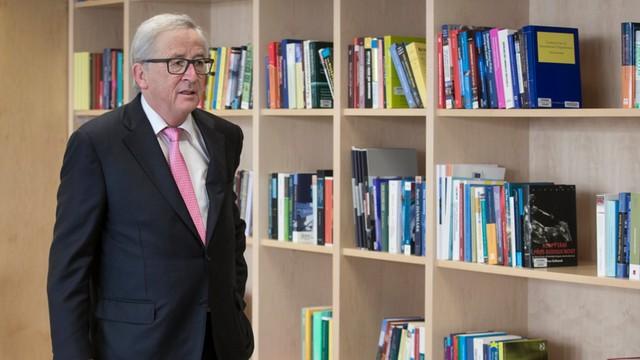 Juncker nie obawia się o przyszłość Unii Europejskiej. Państwa członkowskie ponownie się w sobie zakochają