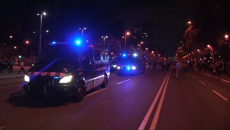 Media: Madryt wycofuje siły policyjne z Katalonii