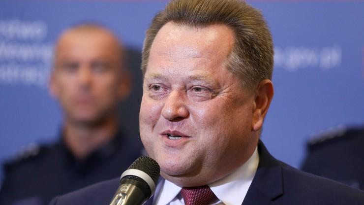 Wiceszef MSWiA o zawieszeniu małego ruchu granicznego z Rosją: nie wolno lekceważyć zagrożeń bezpieczeństwa