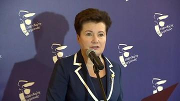 Gronkiewicz-Waltz: Jaki naruszył prawo, naruszył konstytucję