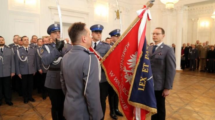 Z Ostrołęki do Warszawy. Nowy szef stołecznej policji