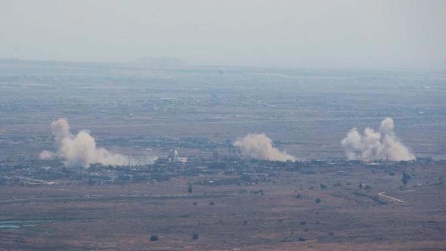 Syria: około 100 cywilów zginęło w atakach lotniczych