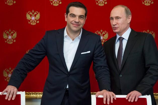 Putin: Grecja nie prosiła Rosji o pomoc finansową