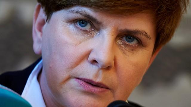 Szydło do Kopacz: Niech PO wycofa się z pomysłu wprowadzenia euro