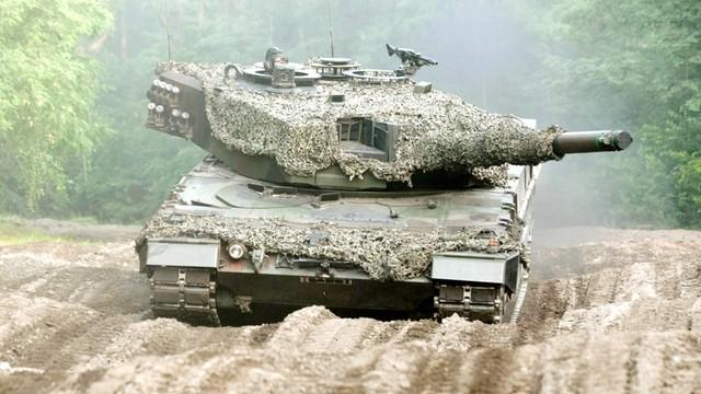 Pentagon rozważa rozmieszczenie ciężkiego uzbrojenia w Europie Wschodniej
