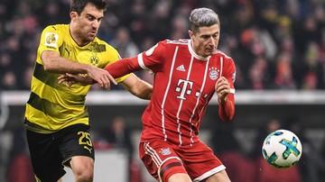 2017-12-20 Bayern wygrał z Borussią w hicie Pucharu Niemiec! Asysta Lewandowskiego