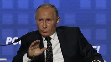 12-10-2016 16:31 Putin: dialogu z obecną administracją USA praktycznie nie ma