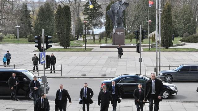 Ukraina - wysocy urzędnicy ministerstwa obrony zatrzymani za korupcję