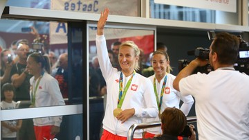 2017-01-16 Polska mistrzyni olimpijska: Po igrzyskach nie było czasu na odpoczynek
