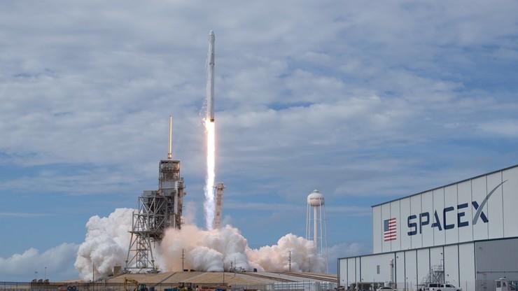 Kosmiczny statek transportowy Dragon dotarł do Międzynarodowej Stacji Kosmicznej