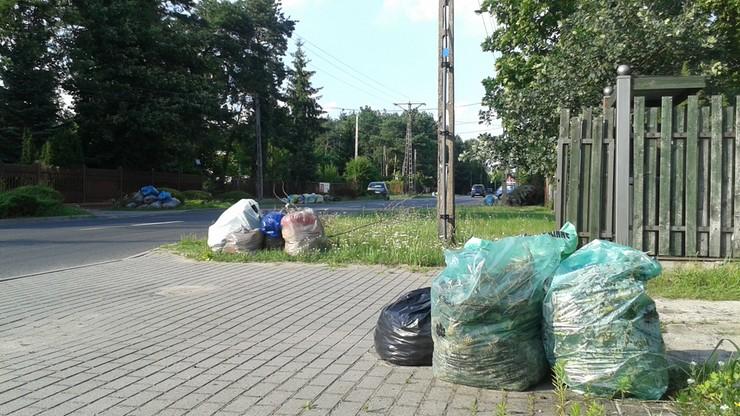 Kryzys śmieciowy w Legionowie zażegnany na trzy miesiące