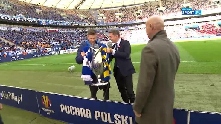 NiespodziARKA, czyli kulisy finału Pucharu Polski
