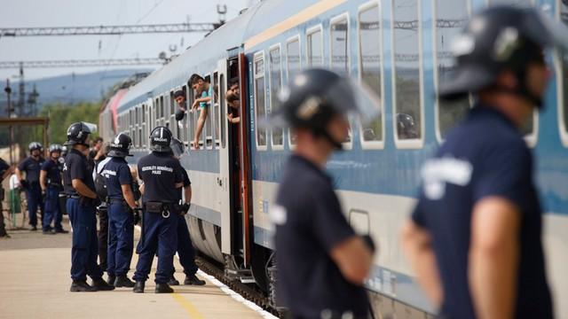 Węgry: kolejny dworzec zamknięty - tym razem dla mediów
