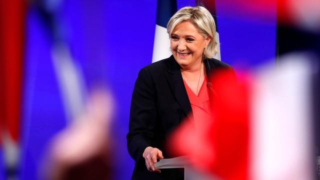 Le Pen: wynik wyborczy historycznym sukcesem FN