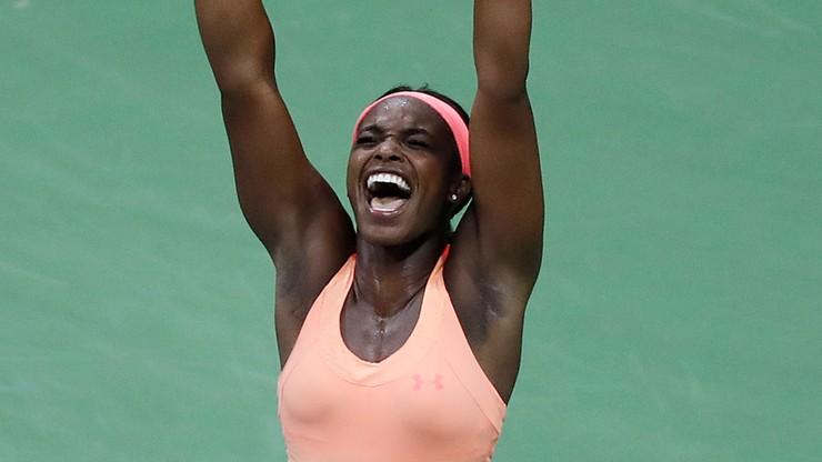 US Open: Stephens zatrzymała Williams w półfinale