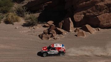 2017-01-14 Rajd Dakar: Znamy zwycięzców, Sonik tuż za podium
