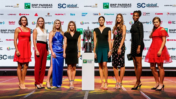 2017-10-20 Muguruza najlepszą tenisistką roku