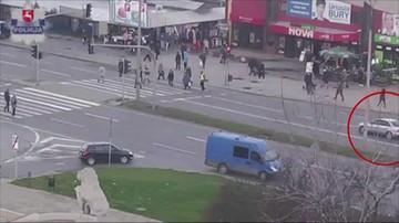 Lublin: pijany kierowca wjechał w pieszych na pasach. Mieli zielone