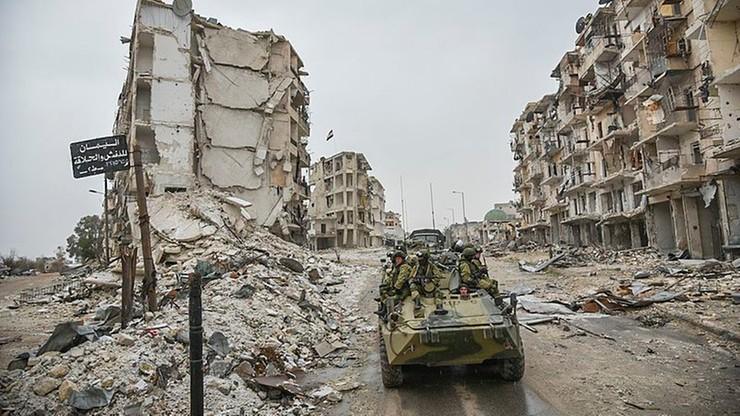 37 cywilów zabitych w rosyjskich nalotach w Syrii. Wśród nich 12 dzieci