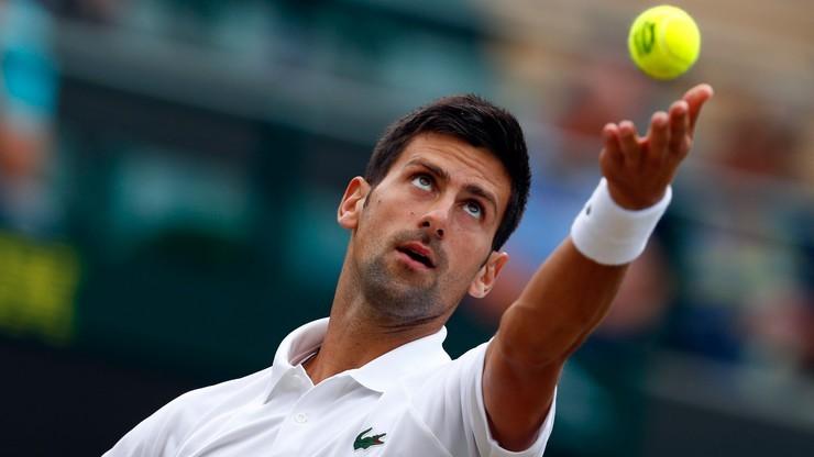 ATP w Dausze: Djokovic zrezygnował ze startu
