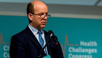 Radziwiłł: wydłużenie vacatio legis ustawy o fizjoterapeutach - do rozważenia